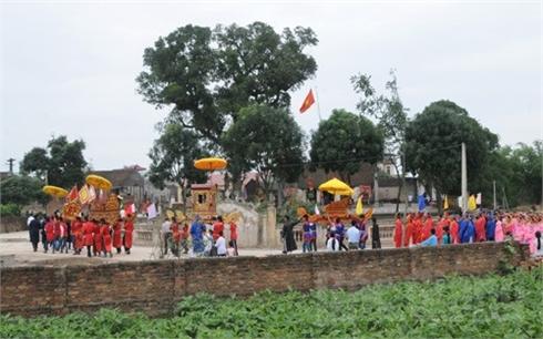 Hồn việt nơi chùa làng
