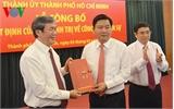 Ông Đinh La Thăng giữ chức Bí thư Thành ủy TP Hồ Chí Minh