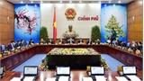 Điều chỉnh phân công công tác một số thành viên Chính phủ