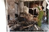 TP Bắc Giang: Cháy nhà dân thiệt hại khoảng 200 triệu đồng