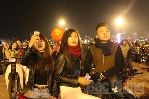 Bắc Giang: Khắp nơi rộn ràng đón Tết Bính Thân 2016