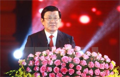 Lời chúc Tết của Chủ tịch nước nhân dịp xuân Bính Thân 2016