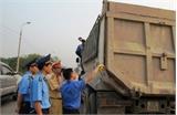Thanh tra giao thông Bắc Giang quyết liệt kiểm soát tải trọng xe