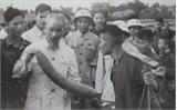 Chủ tịch Hồ Chí Minh với sự nghiệp xây dựng Đảng