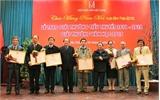 Giải thưởng Hội Nhà văn Việt Nam 2015: Dấu ấn một mùa vui