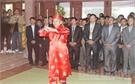 Độc đáo tục lệ Hàng khoá làng Phúc Lâm