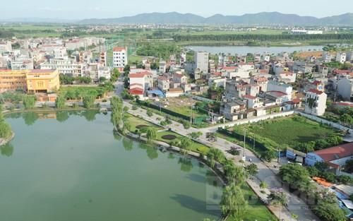 Khu đô thị, dân cư mới: Tạo vóc dáng hiện đại