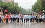 Gần 300 VĐV tham dự Giải việt dã truyền thống huyện Yên Dũng