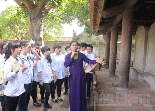 5 quan tế tửu, tư nghiệp, người Bắc Giang, ở Quốc Tử Giám