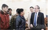 Đại biểu Quốc hội tiếp xúc cử tri TP Bắc Giang: Nhiều kiến nghị về cải thiện môi trường sống