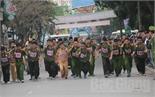 Hơn 200 VĐV tham gia Giải Việt dã Công an tỉnh Bắc Giang