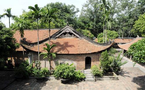 Chương trình buổi Lễ đón nhận di tích quốc gia đặc biệt chùa Vĩnh Nghiêm
