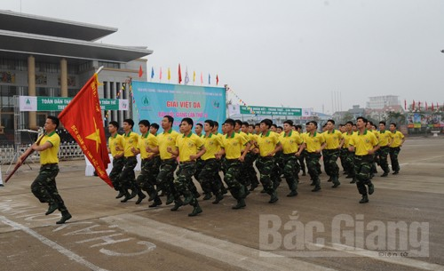 giải Việt dã Báo Bắc Giang, thể thao, chạy