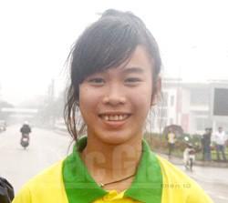 gương mặt, tiêu biểu, giải Việt dã Báo Bắc Giang, lần thứ 35