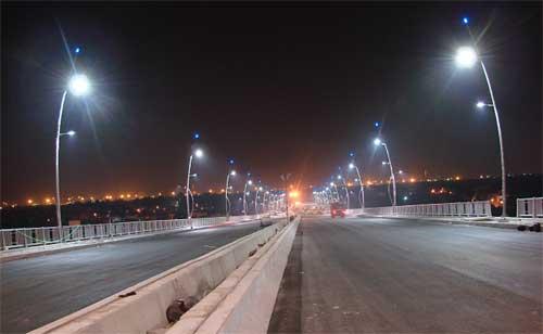 Hà Nội, đèn LED, chiếu sáng, công cộng
