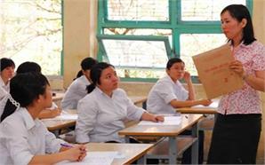 Ý tưởng dự thi: Chế tạo và sử dụng máy đếm phục vụ thi trong các cơ sở giáo dục