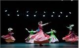 Trình diễn nghệ thuật múa truyền thống của Hàn Quốc tại Việt Nam
