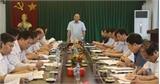 Chủ tịch UBND tỉnh Nguyễn Văn Linh kiểm tra tình hình KT-XH tại Hiệp Hòa