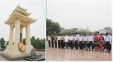 Bắc Giang: Lãnh đạo tỉnh dâng hương, đặt vòng hoa tưởng niệm các Anh hùng liệt sĩ
