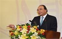 Thủ tướng Chính phủ Nguyễn Xuân Phúc: Tăng cường cải cách, tháo gỡ khó khăn, hỗ trợ doanh nghiệp phát triển