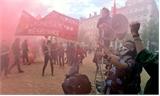 Tuần hành tại Pháp biến thành bạo động, hơn 20 cảnh sát bị thương