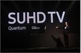 SamSung ra mắt dòng sản phẩm TV SUHD 2016 mới