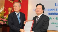 Đại học Quốc gia Hà Nội lần đầu tiên bổ nhiệm Hiệu trưởng là người nước ngoài