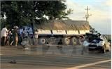 Cả nước có 21 người chết vì tai nạn giao thông trong ngày 30-4