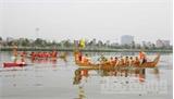 Khai mạc Giải đua thuyền TP Bắc Giang lần thứ nhất