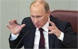 Tổng thống Putin sa thải một loạt quan chức cấp cao của Nga