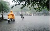 Bắc Bộ chấm dứt nắng nóng, chuyển mưa dông