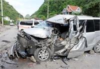 Trong dịp nghỉ lễ, mỗi ngày có 27 người chết vì tai nạn giao thông