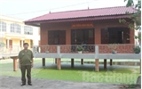 Cựu chiến binh Nguyễn Minh Tâm: Vì môi trường xanh