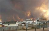 Gần 1.600 ngôi nhà bị thiêu rụi trong biển lửa ở Canada