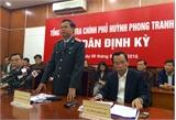 Đề nghị Công an lên phương án bảo đảm an ninh dịp bầu cử