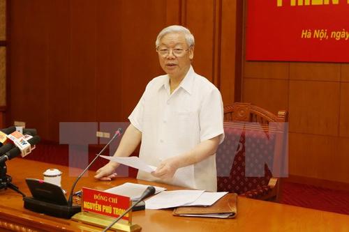 Kết luận, Tổng Bí thư, Nguyễn Phú Trọng,  phòng, chống, tham nhũng