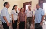 Các ứng cử viên ĐBQH và HĐND tỉnh tiếp xúc cử tri tại một số địa phương