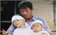 Cha mẹ bị tai nạn, xót thương hai trẻ mồ côi