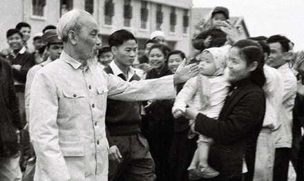 Kỷ niệm, 126 năm, Ngày sinh, Chủ tịch Hồ Chí Minh, lắng nghe, phục vụ, nhân dân