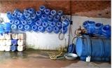 Xử phạt cơ sở sản xuất nước uống vi phạm