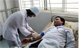 CLB ngân hàng máu sống Bệnh viện Sản - Nhi tỉnh: Quà tặng cho sự sống