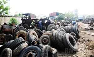 An toàn vệ sinh lao động: Nhiều làng nghề còn xem nhẹ
