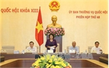 Quốc hội thông qua dự thảo Nghị quyết về phân loại đơn vị hành chính
