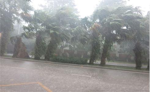 Hôm nay (26-5), Hà Nội có thể tiếp tục mưa dông