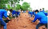 Tân Yên, Việt Yên: Ra quân chiến dịch Thanh niên tình nguyện hè