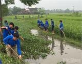 Việt Yên: Thực hiện công trình thanh niên tình nguyện