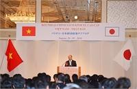 Thời cơ hợp tác, đầu tư, kinh doanh Việt-Nhật thuận lợi nhất