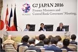 Hội nghị cấp cao G7: Chủ nhà bận rộn
