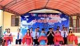 Vận hành Trạm phát sóng FM Đài TNVN tại huyện đảo Lý Sơn