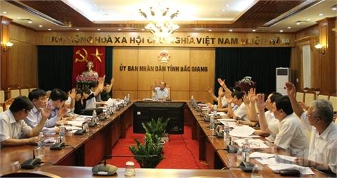 Công bố danh sách 85 người trúng cử đại biểu HĐND tỉnh Bắc Giang khóa XVIII, nhiệm kỳ 2016-2021